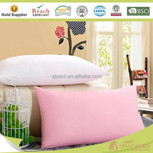 Microfiber Peach Skin Fabric Vacuum Packed Pillow Polyester