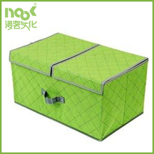 OEM popular home folding non-woven storage box