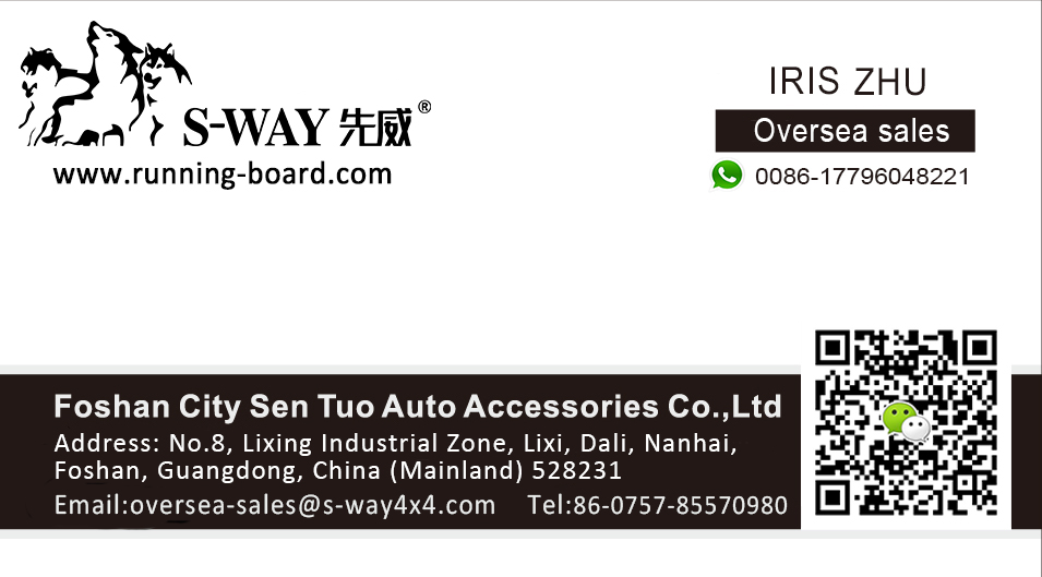 Wholesale & resale moderm design factory 2013 to 2018 rav4 side step running board