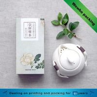 ECO friendly kraft paper tea packing bag tea bag