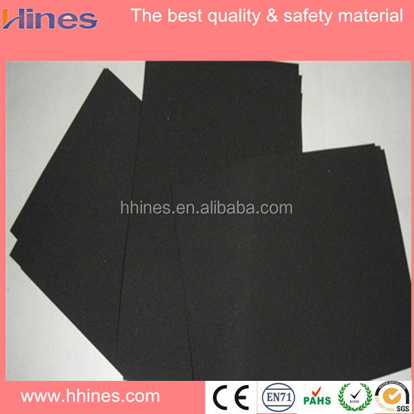 excellent resistance to ozone and oxidation eva rubber foam/eva sponge/eva wiper material