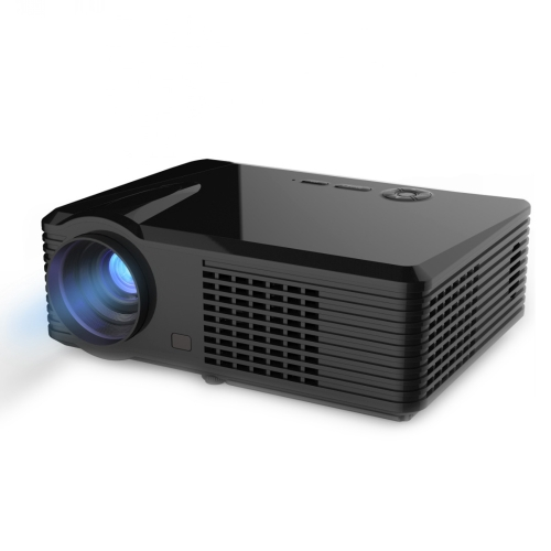 2017 Best selling BarcoMax PRS200 120W LED LCD Video Projector for Home Theater / Office(Black)