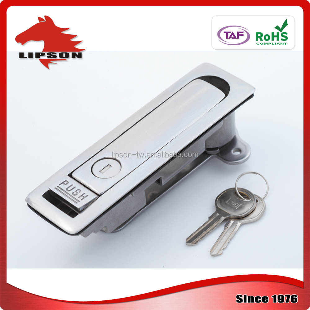 Coin Lockers Medical Cabinets handle lock for machine door