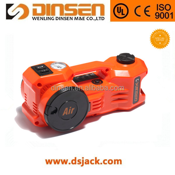 DINSEN 360&450mm High technology automatic hydraulic car jack