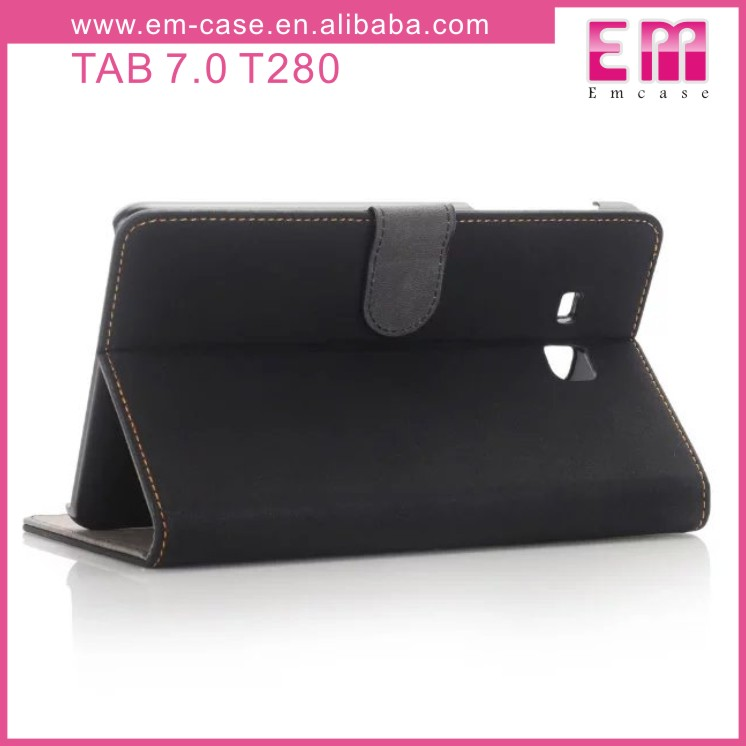 For Samsung Galaxy Tab A 7.0 T280 Retro Flip Leather Stand Case