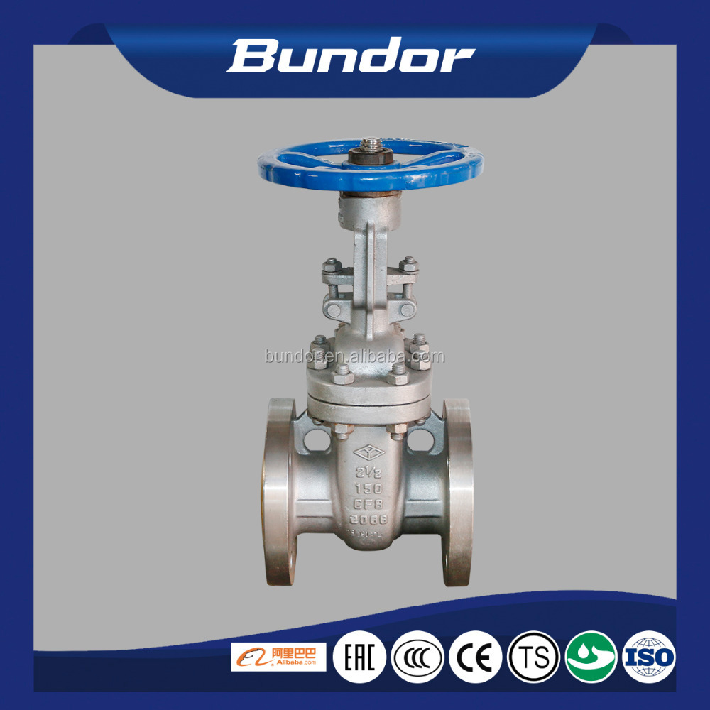 API600 flanged oem production cf8 cf8m dual plate steam gate valve