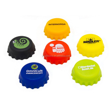 Promotional food grade colorful silicone beer bottle cap,rubber Beer Sealer Cover