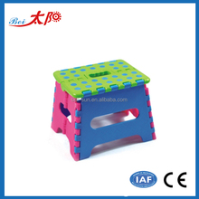 plastic folding stool , portable folding stool G-595