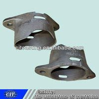 shaft cover of auto spare parts, metal casting,ductile iron casting