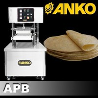 Anko Small Scale Making Electric Automatic Frozen Restaurant Tortilla Maker