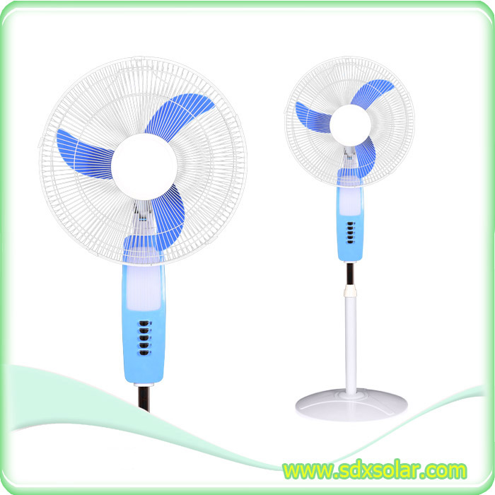 240-Degree Rotating Stand Fan 12V DC Fan 16 Inch Shenzhen