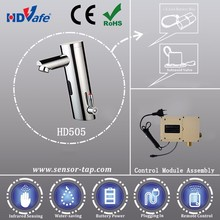 Thermostatic Automatic Motion Faucet Hot &Cold Temperature Sensor Mixer for wash Basin