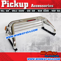 UNIVERSAL STAINESS STEEL DODGE RAM ROLL BAR