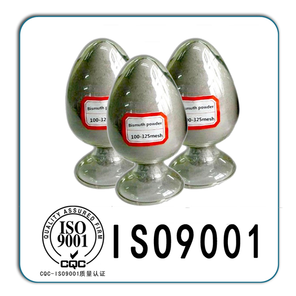 bismuth metal powder 50mesh 100mesh 200mesh 325mesh
