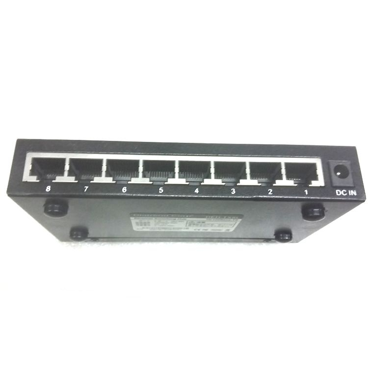 8 Ports 10/100Mbps desktop Network Switch/ethernet switch 12v