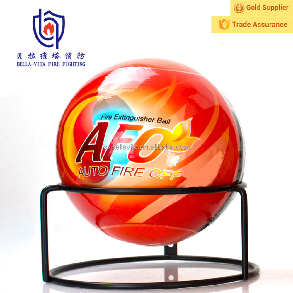 0.5kg-1.3kg automatic fire extinguisher ball