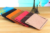 New Arrival Tablet Leather case for IPad mini 1-4 Fashional wallet Flip Book Tablet Smart Cover For Ipad air ipad air 2