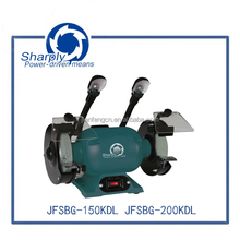 Hot 1/2HP 150mm bench grinder(SBG-150KDL),with 150mm wheel for hot selling grinder use machine