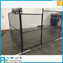 Best price 6ft Canada galvanized temporary fence/portable fence panels design(manufacture) ISO9001