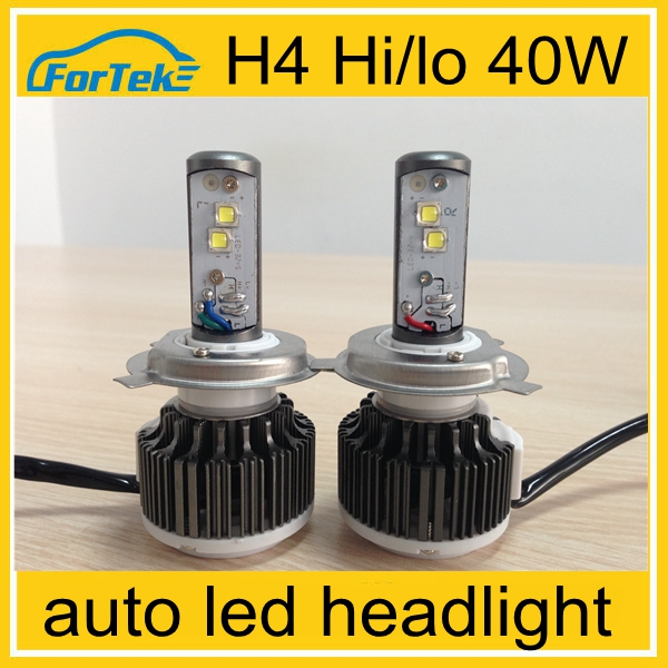 led motorcycle headlight led light car motocycle h4 led bulb