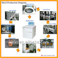 laboratory low speed refrigerated centrifuge DL5M