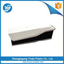 Custom cctv security cameras cover abs pc waterproof plastic process