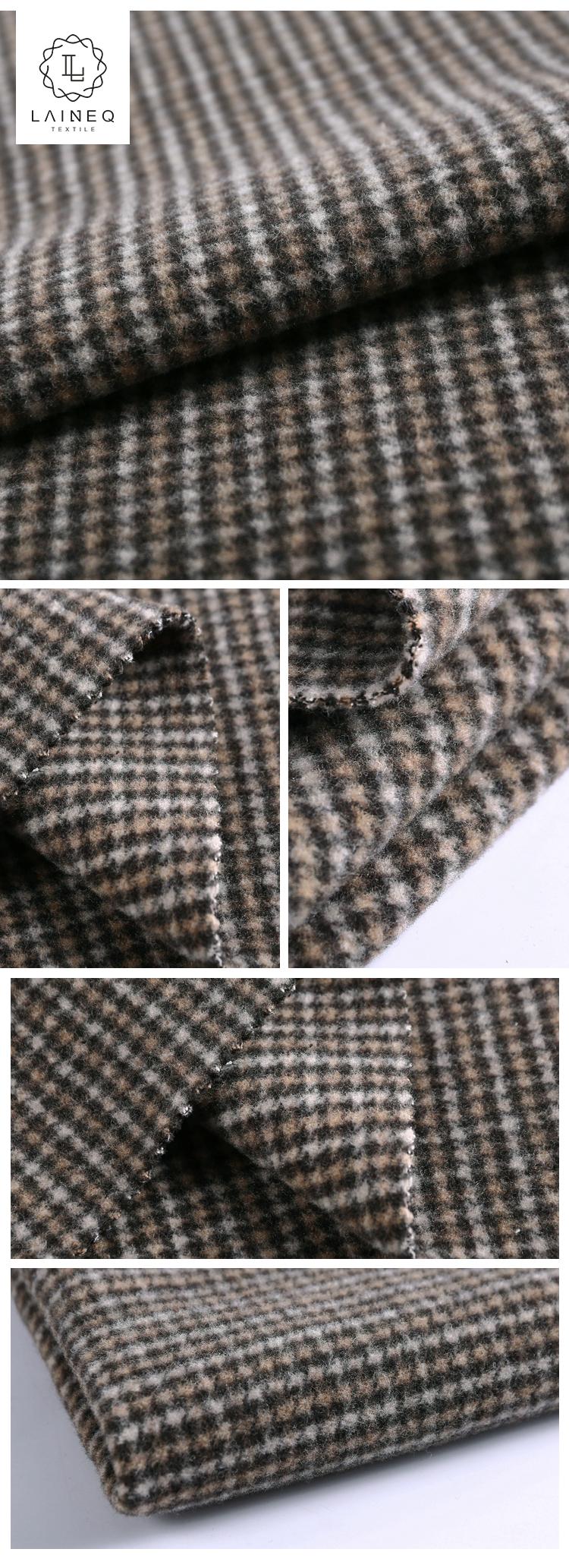Top fournisseur en Chine poule laine bouillie tissu velours tissu en corée