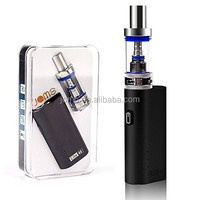 New Brand Jomo 40W Temperature Control Box Mod Variable Voltage Mod 3ml Vapor Mod Ecig Jomo 40w box mod Lite40 Kit