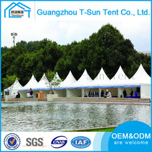 Luxury big 3m x 3m to 10m x10m pagoda party wedding event tents for sale