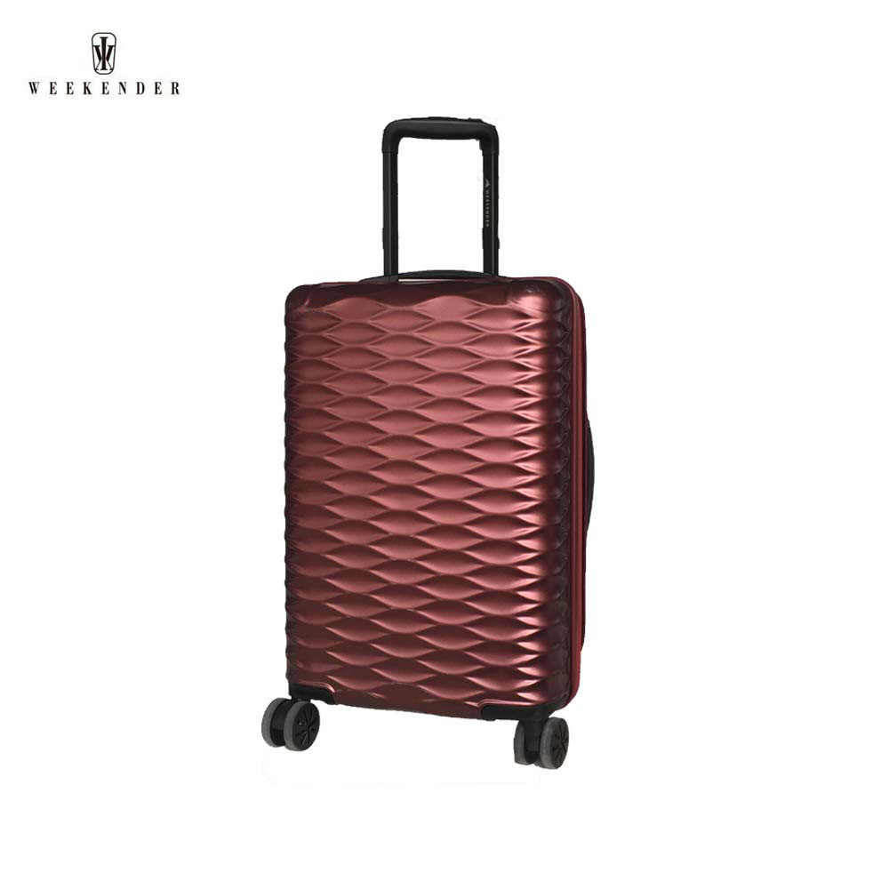 Imported Telescopic Replacement Wheels Air Express Suitcase