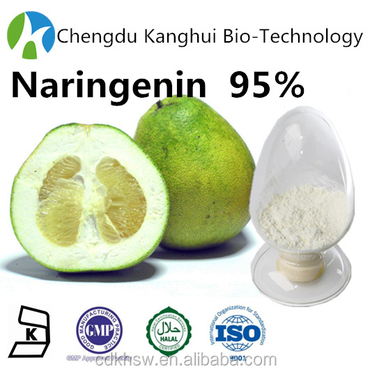 High purity 95% Naringenin CAS No480-41-1 fruit extract