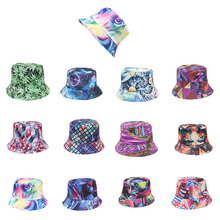 wholesale custom printing bucket hats/cap good quality cheap colorful bucket hat