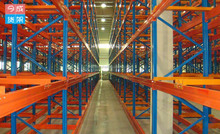 Alibaba China supplier drive in pallet racking system