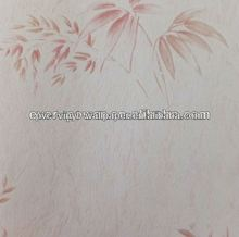 elegant home interior wallpaper/pvc wallpaper washable wall murals