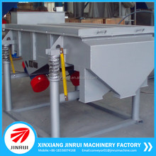 High efficiency linear vibrating screen,sieve shaker made in china