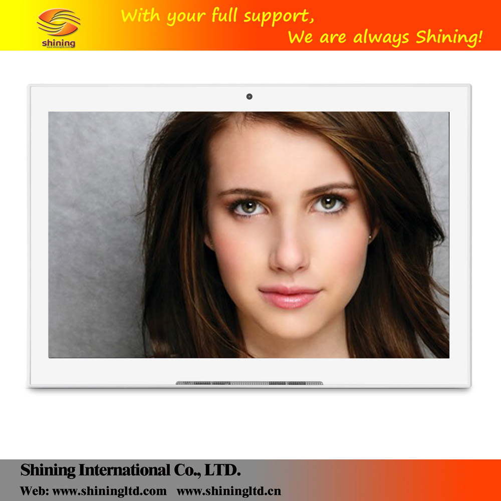 High quality touch function lcd advertising player android tablet 10 inch SH1015WF-T