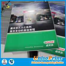China gold supplier trade assurance uv flat bed printer pvc plastic poster board