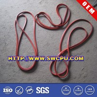 Protective soft silicone window insulation strip