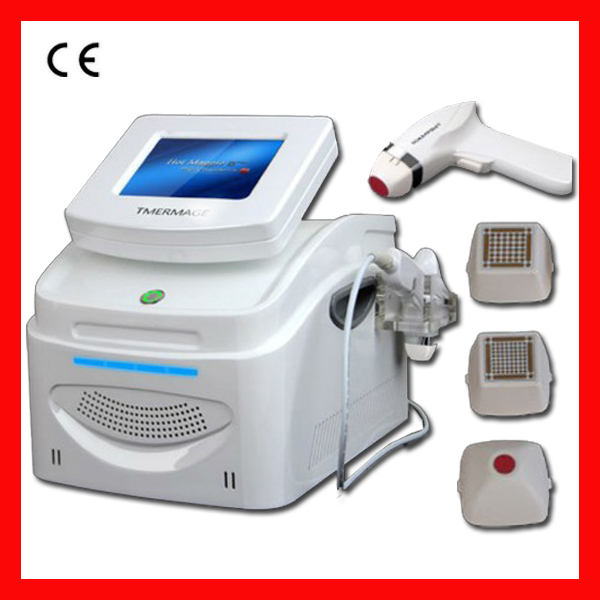 TB-412 Facial Beauty RF Radio Wave Frequency Machine / Radio Frequency Thermagic
