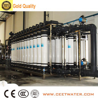 China gold manufacturer promotional Plant Uf Membrane Filter industrial using