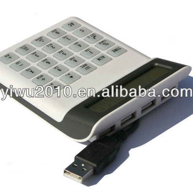 USB Calculator/Hub
