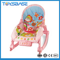 Toysbase multifunction plastic baby chair