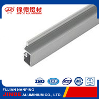 High strength aluminium extrusion products for partition wall