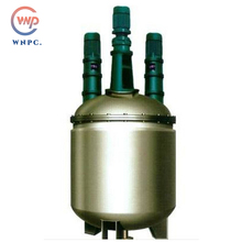 Classic high speed dispersion tank vessel kettle container for sale