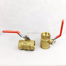 solenoid copper small ball valve