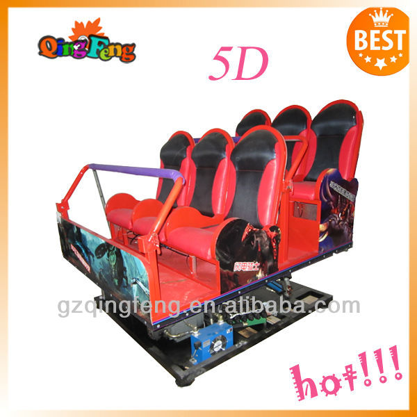 Turkey 3d cinema 3d theater 3d movie 3d chair 3d seat system