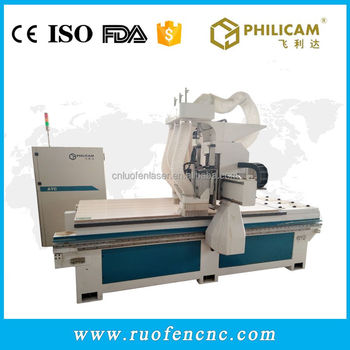 Philicam F2-9 China famous 1325 wood carving and desktop cnc router