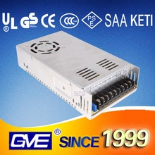 GVE brand CCC CE approved switch mode 24 volt power supply