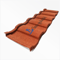 Roman Tile|Roofing Tiles|Metal Roofing Tiles