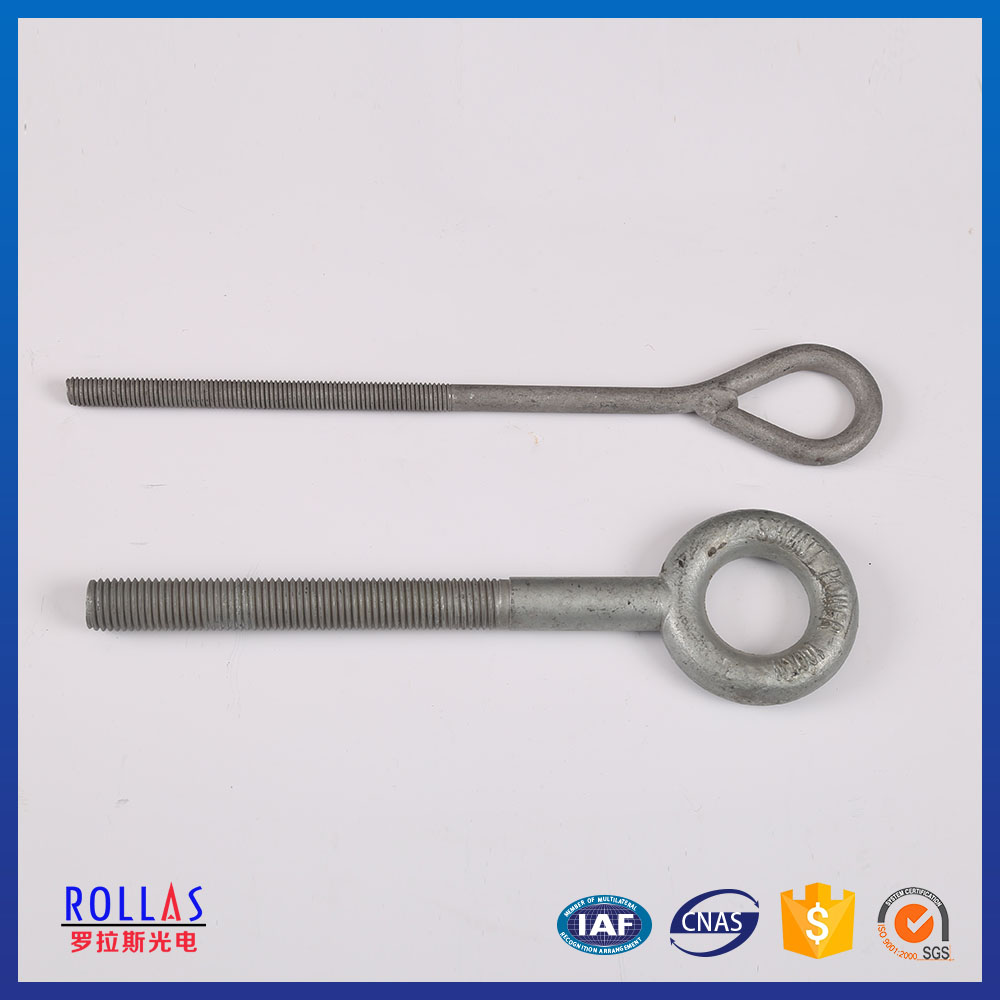 Electric Power Hardware China Hebei Hexagonal Bolt and Nut